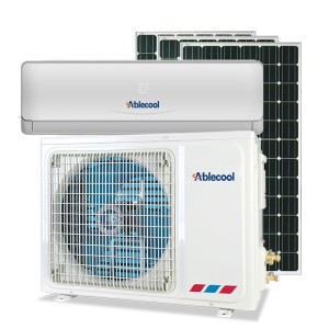 100% DC Solar Air Conditioner
