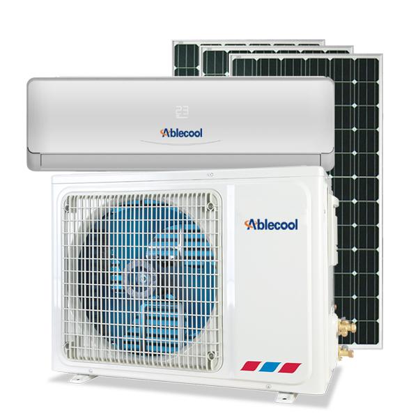 100% DC Solar Air Conditioner Featured Image